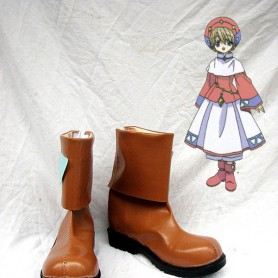 Hack//G.U. Cospla Hotaru Cosplay Show Boots