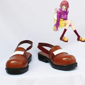 Harukanaru Toki no Naka de Akane Motomiya Cosplay Boots