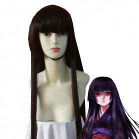 Hell Girl Ai Enma Cosplay Wig