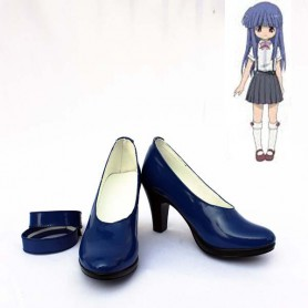 Higurashi No Naku koro Ni Rika Furude Cosplay Shoes