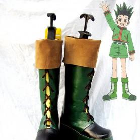 Hunter X Hunter Cosplay Gon Freecss Cosplay Boots