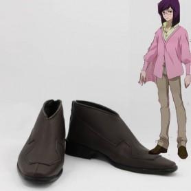 Mobile Suit Gundam 00 Tieria?Erde Cosplay Boots