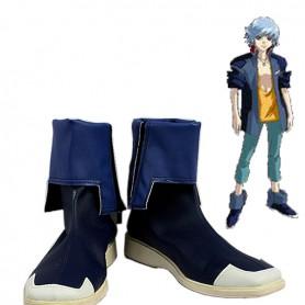 Mobile Suit Gundam Auel Neider Cosplay Folding Boots/Shoes