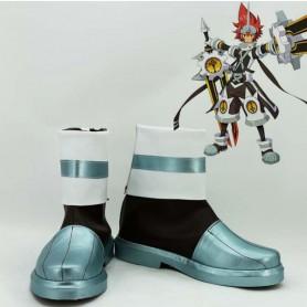 .hack//LINK Cosplay Tokio Kuryuu Cosplay Boots