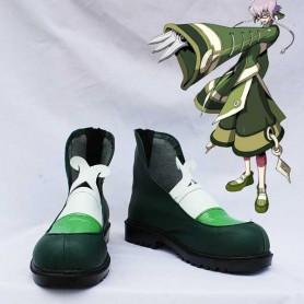 .hack//LINK: Twilight Knights Metronom Cosplay Boots