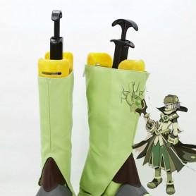 .hack//Link Cosplay Tsukasa Cosplay Boots