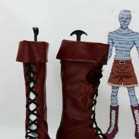 Hunter ? Hunter Bonolenov Cosplay Boots
