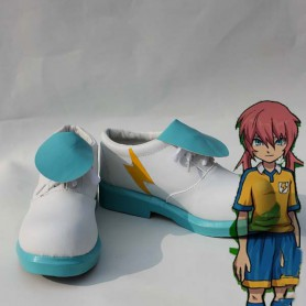 Inazuma Eleven Cosplay Kirino Ranmaru Copslay Shoes