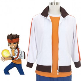 Inazuma Eleven Go Endou Anime Cosplay Costume