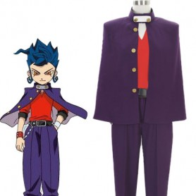 Inazuma Eleven Go Endou Anime Cosplay Costume 2