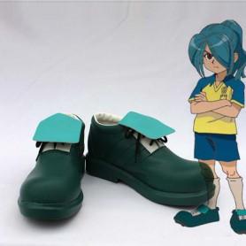 Inazuma Eleven Ichirouta Kazemaru Cosplay Boots
