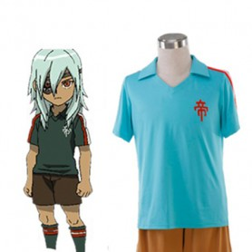 Inazuma Eleven Imperial College Football Trikot Cosplay Costume