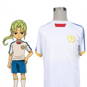 Inazuma Eleven Inazuma Japan Summer Soccer Uniform Cosplay Costume