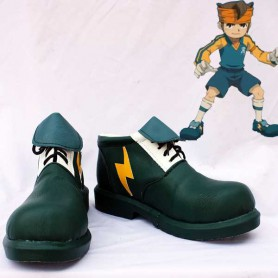 Inazuma Eleven Mamoru Endou / Mark Evans Cosplay Shoes