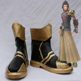 Kingdom Hearts Cosplay Terra Cosplay Boots