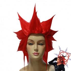 Kingdom Hearts II Organization XIII Axel Cosplay Wig