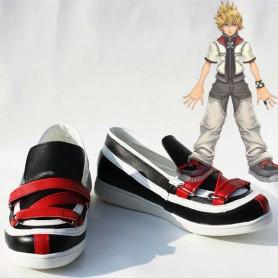 Kingdom Hearts II ROXAS Cosplay Boots