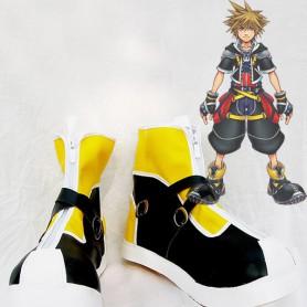 Kingdom Hearts II Sora Cosplay Boots