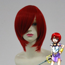 Kingdom Hearts Kairi Cosplay Wig