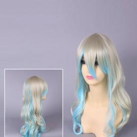 Macross F Diamond crevasse Sheryl Nome Cosplay Wig