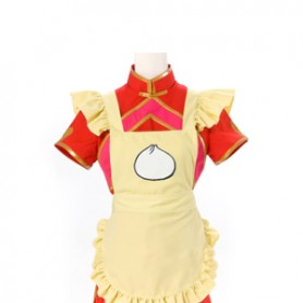 Macross Frontier Ranka Lee Cosplay Costume/Dress