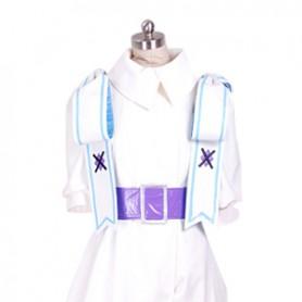 Macross Frontier Sheryl Nome White Rabbit Cosplay Costume