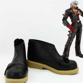 The King of Fighters K' Cosplay Boots