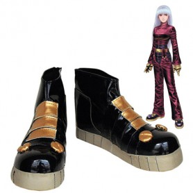 The King of Fighters KOF Cosplay Kula Diamond Cosplay Shoes