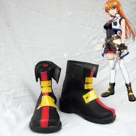 Magical Girl Lyrical Nanoha Cosplay Boots