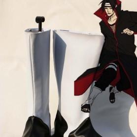 Naruto Akatsuki/Uchiha Itachi Ninja Cosplay Boots