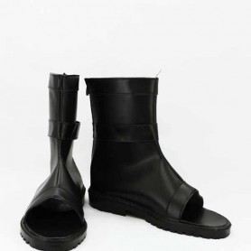 Naruto Cosplay Black Ninja Short Cosplay Boots