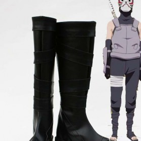 Naruto Cosplay Black Ops Member Cosplay Boots
