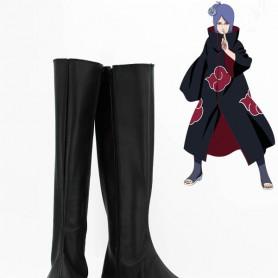 Naruto Cosplay Konan Ninja Cosplay Boots
