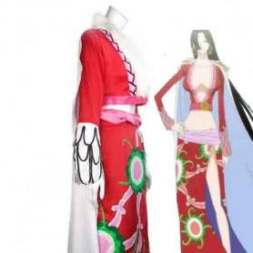 One Piece Cosplay Boa Hancock Cosplay Costume