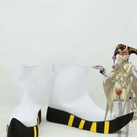 Persona 2: Tsumi Joker Tatsuya Sudou Cosplay Boots