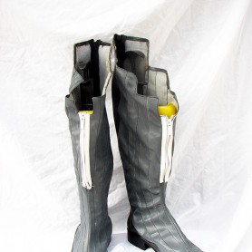 Persona 4 Izanagi of the Fool Arcanum Cosplay Boots
