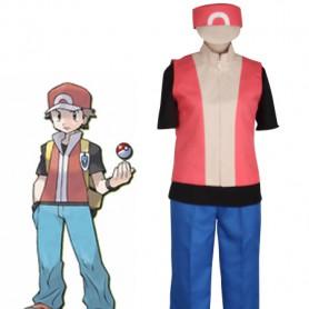 Pokemon Cosplay Ash Ketchum Cosplay Costume
