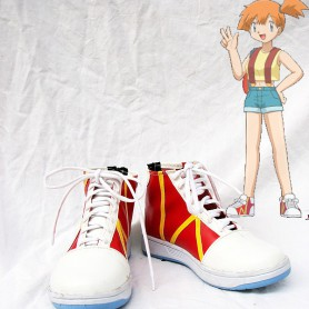 Pokemon Cosplay Misty Cosplay Shoes