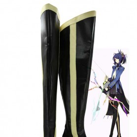 Pokemon Female Hight Heel Cosplay Boots