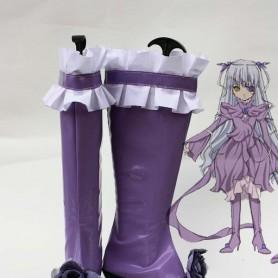 Rozen Maiden Cosplay Barasuishou Cosplay Boots
