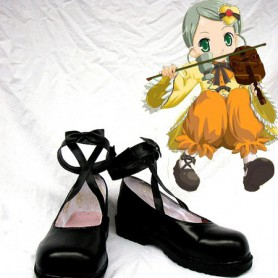 Rozen Maiden Cosplay Kanaria Black Cosplay Shoes