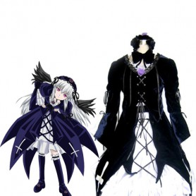 Rozen Maiden Cosplay Mercury Lampe Cosplay Costume