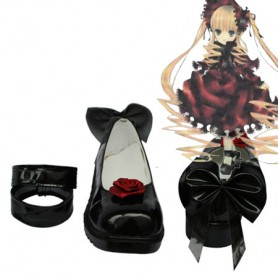 Rozen Maiden Cosplay Shinku/Reiner Rubin Cosplay Shoes