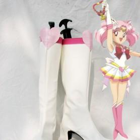 Sailor Moon Chibi Usa / Sailor Chibimoon Cosplay Boots