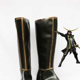 Samurai Warriors 3 Masamune Date Cosplay Boots