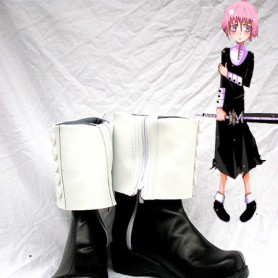 Soul Eater Cosplay Crona's Black Cosplay Boots