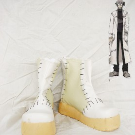 Soul Eater Cosplay Franken Stein Cosplay Boots
