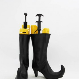 Soul Eater Cosplay Medusa Black Cosplay Boots