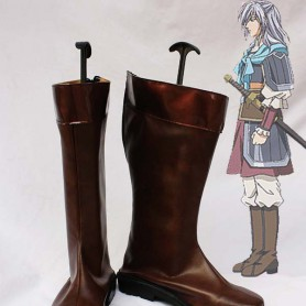 Saiunkoku Monogatari Cosplay Shi Seiran Cosplay Boots