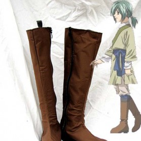 Saiunkoku Monogatari Cosplay To Eigetsu/Yougetsu Cosplay Boots